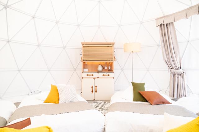 ホワイトドーム