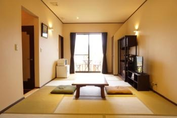 リゾートハウス(和室)